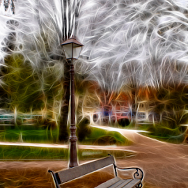 by Branka Radmanić - Digital Art Places