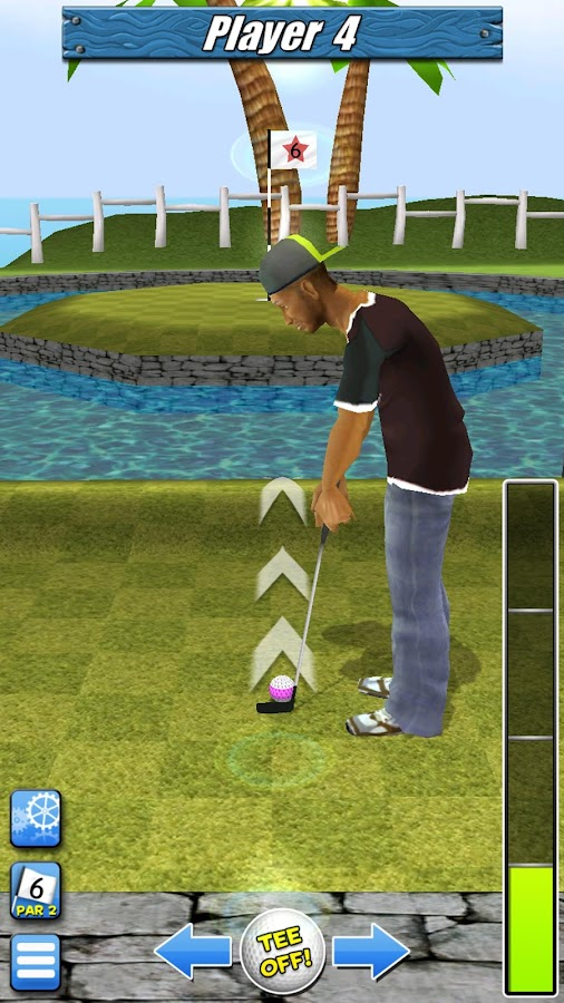 My Golf 3D Screenshot 4