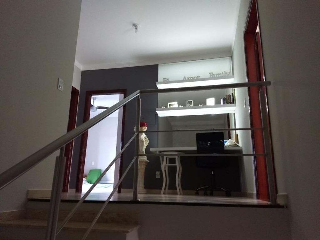 Casa com 3 dormitórios à venda, 230 m² por R$ 920.000 - Alto Taquaral - Campinas/SP
