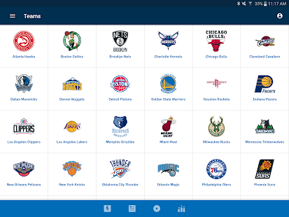 NBA app APK for Bluestacks