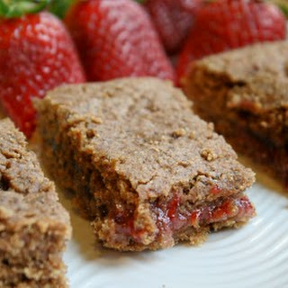 Healthy Homemade Fruit Cereal Bars - Gluten Free & Vegan