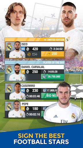 Real Madrid Fantasy Manager16 - screenshot