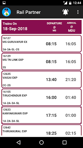 Rail Partner screenshot 7