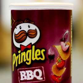 Pringles by Andrea Guyton - Food & Drink Eating