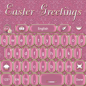 Easter Greetings Keyboard