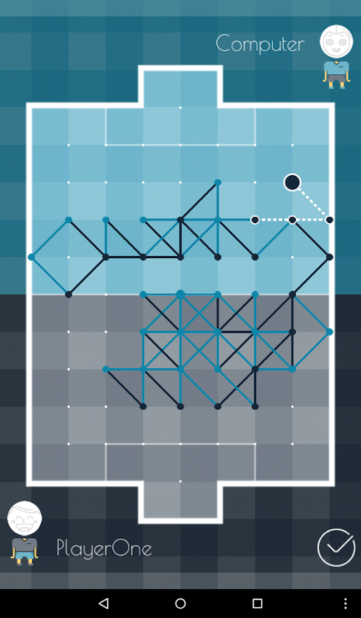 Paper Soccer X - Multiplayer Screenshot 2