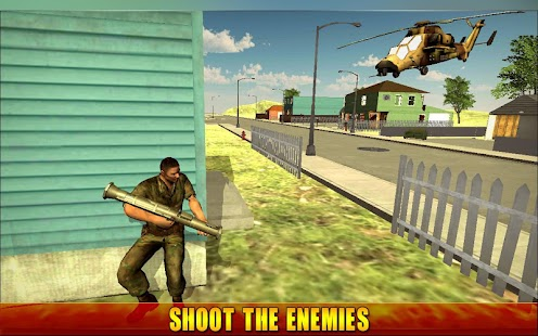 Game FRONTLINE ELITE COMMANDO APK for Windows Phone