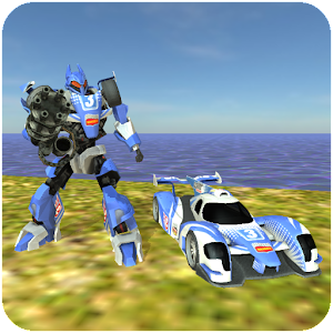Supercar Robot For PC (Windows & MAC)