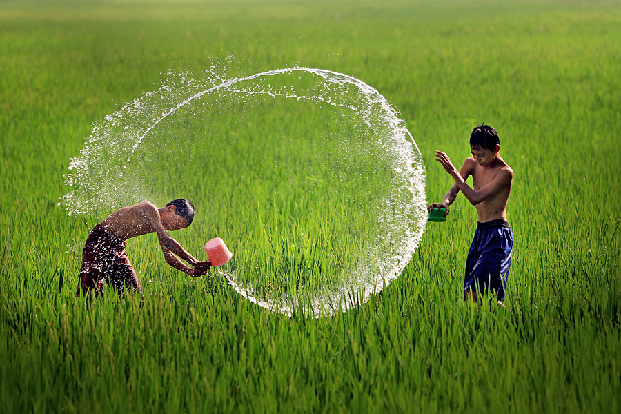 Splash by Jeffry Surianto - Babies & Children Children Candids ( splash, children, people )