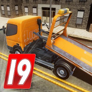 Recovery Tow Truck Driving 2019 For PC / Windows 7/8/10 / Mac – Free Download