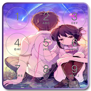 Download Anime Couple Lock Screen HD for Windows Phone