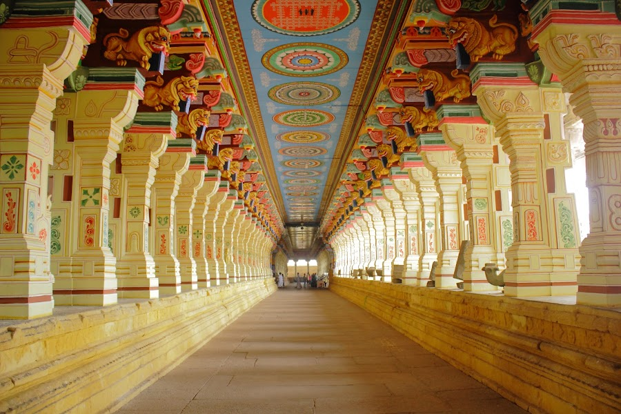 by Kiran Krishna - Buildings & Architecture Places of Worship