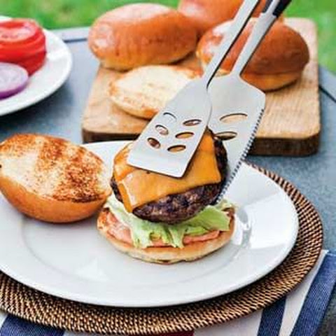 Grilled Steak Burgers