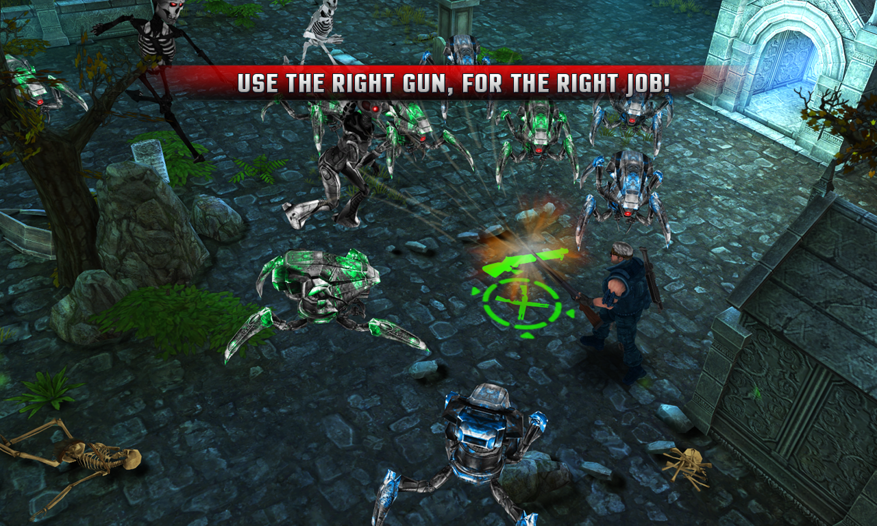 Cyborg Assassin Screenshot 9