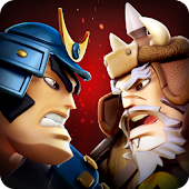 Samurai Siege: Alliance Wars APK for Bluestacks