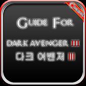 Guide for Dark Avenger 3