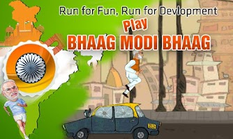 Screenshot of Bhaag Modi Bhaag