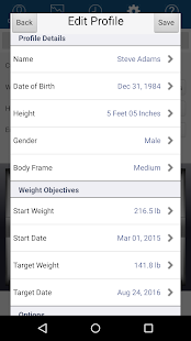 App Monitor Your Weight apk for kindle fire
