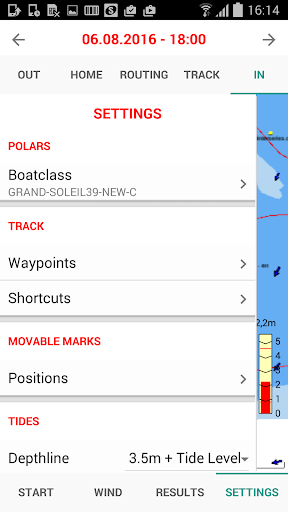 The Solent 2016 - screenshot