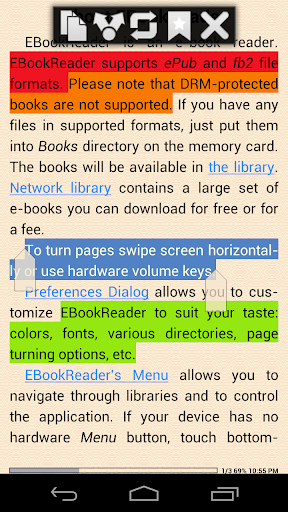 EBook Reader & EPUB Reader screenshot 17
