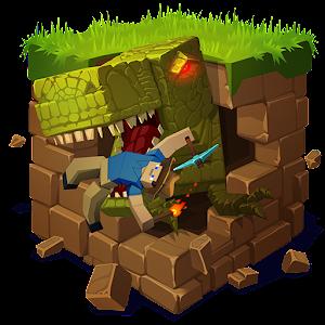 APK Game Jurassic Craft for BB, BlackBerry