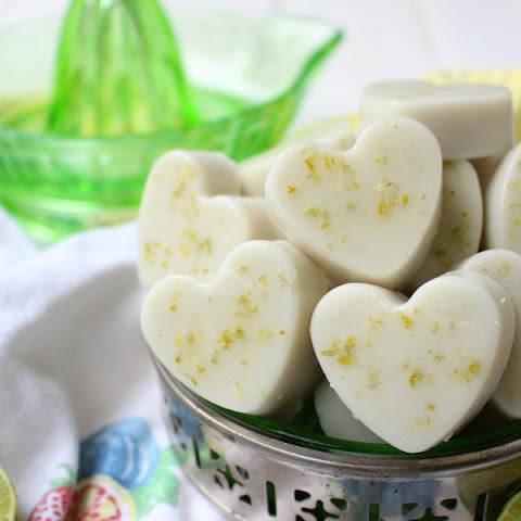 Gut Healing Key Lime Bites