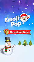 Screenshot of Emoji Pop - Holiday Edition™