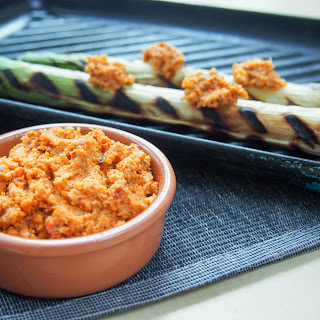 Romesco Sauce (for Grilled Veg/meat, Especially Calçots)