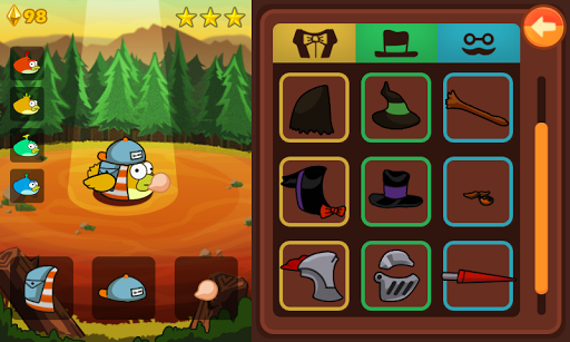 Clumsy Bird screenshot 3