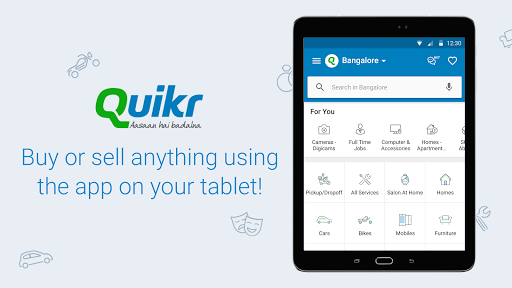 Quikr – Search Jobs, Mobiles, Cars, Home Services screenshot 9