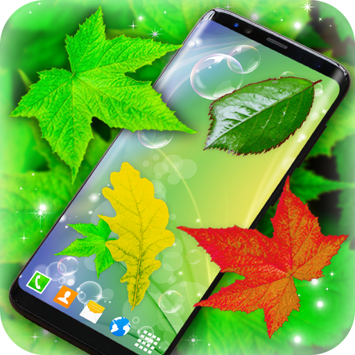 Leaves Magic Touch on Screen (app)