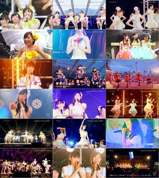 (TV-Variety)(720p) SKE48 – 美浜海遊祭2014 Special Live Show 140817