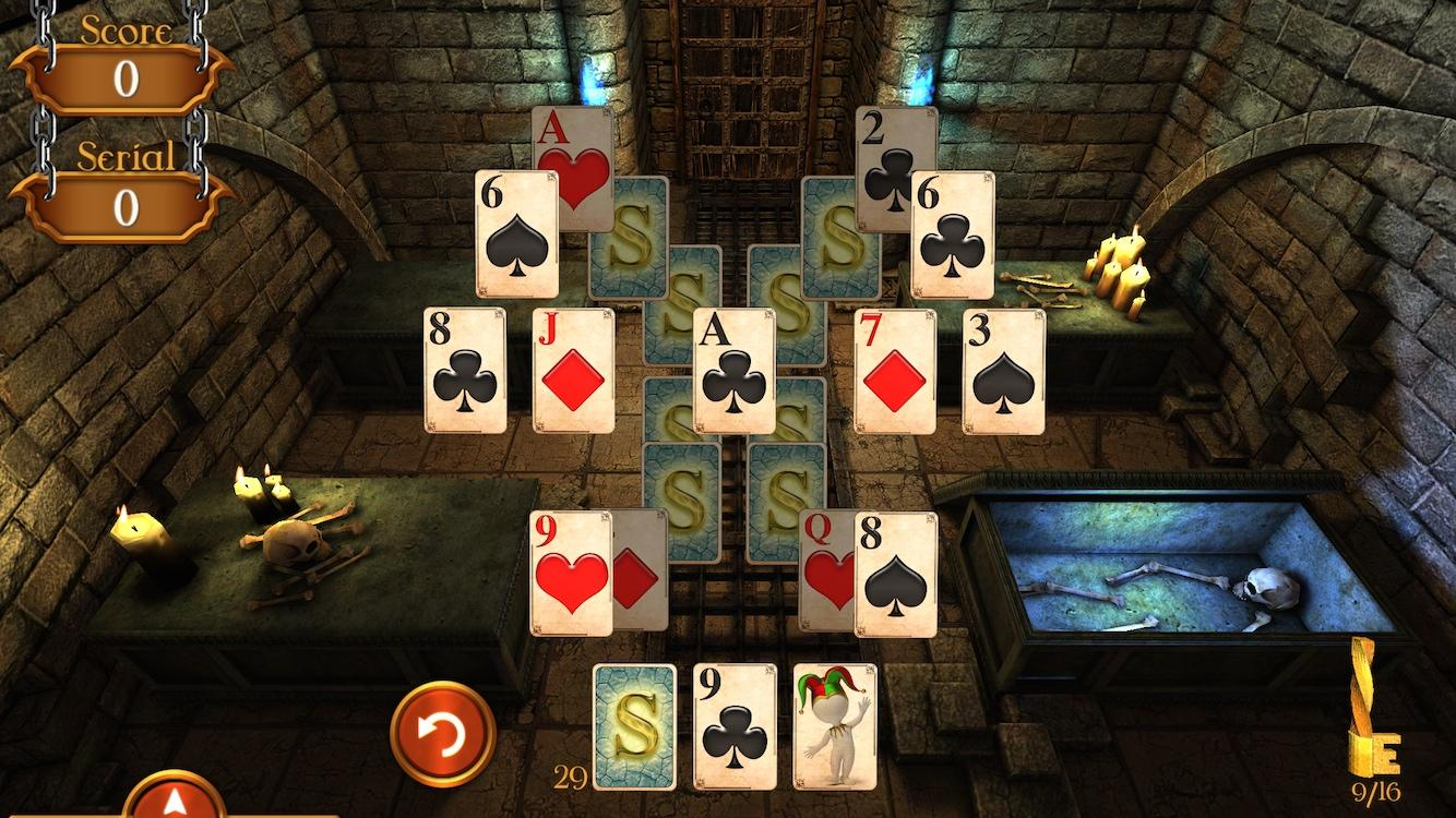 Solitaire Dungeon Escape Screenshot 11