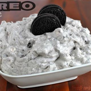 Oreo Cookie Dessert With Vanilla Pudding Recipes