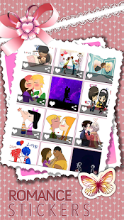 Love Stickers - Valentine APK for iPhone