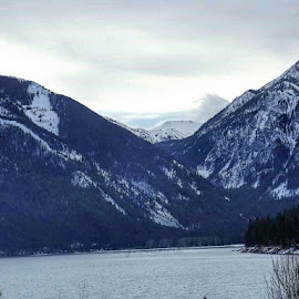 Wallowa lake by D.j. Nichols - Instagram & Mobile Android ( wallowa lake )