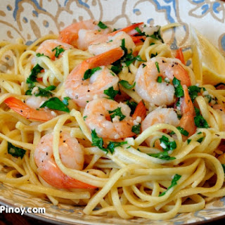 Shrimp And Clam Scampi Recipes