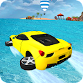 Game Water Surfer Car Floating Race APK for Kindle