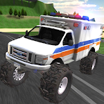 Monster Truck Driving Rally 1.08 Apk