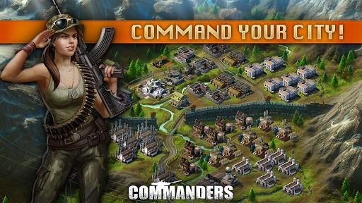 Commanders screenshot 3