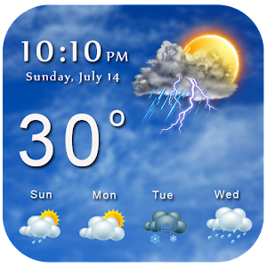 Weather Live : Forecast & Radar For PC / Windows 7/8/10 / Mac – Free Download
