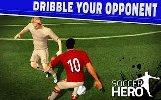 Screenshot of Soccer Hero