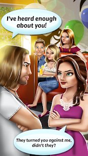 Game Love Story Games: Teen Romance apk for kindle fire