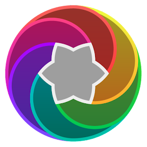 Gradeon - A Rounded Neon Icon Pack For PC / Windows 7/8/10 / Mac – Free Download
