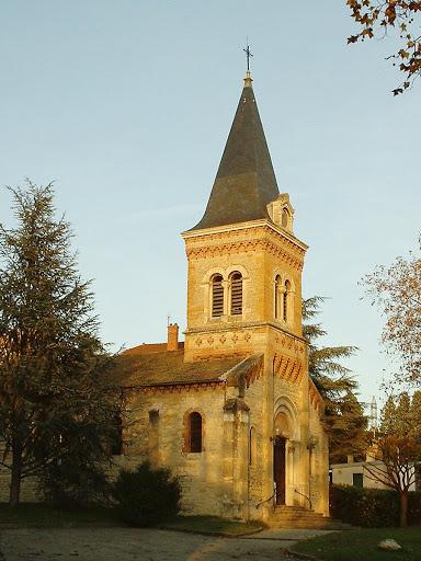 photo de Saint Jean Marie Vianney (église de Crépieux)