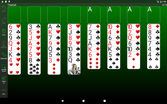 250+ Solitaire Collection APK screenshot thumbnail 9
