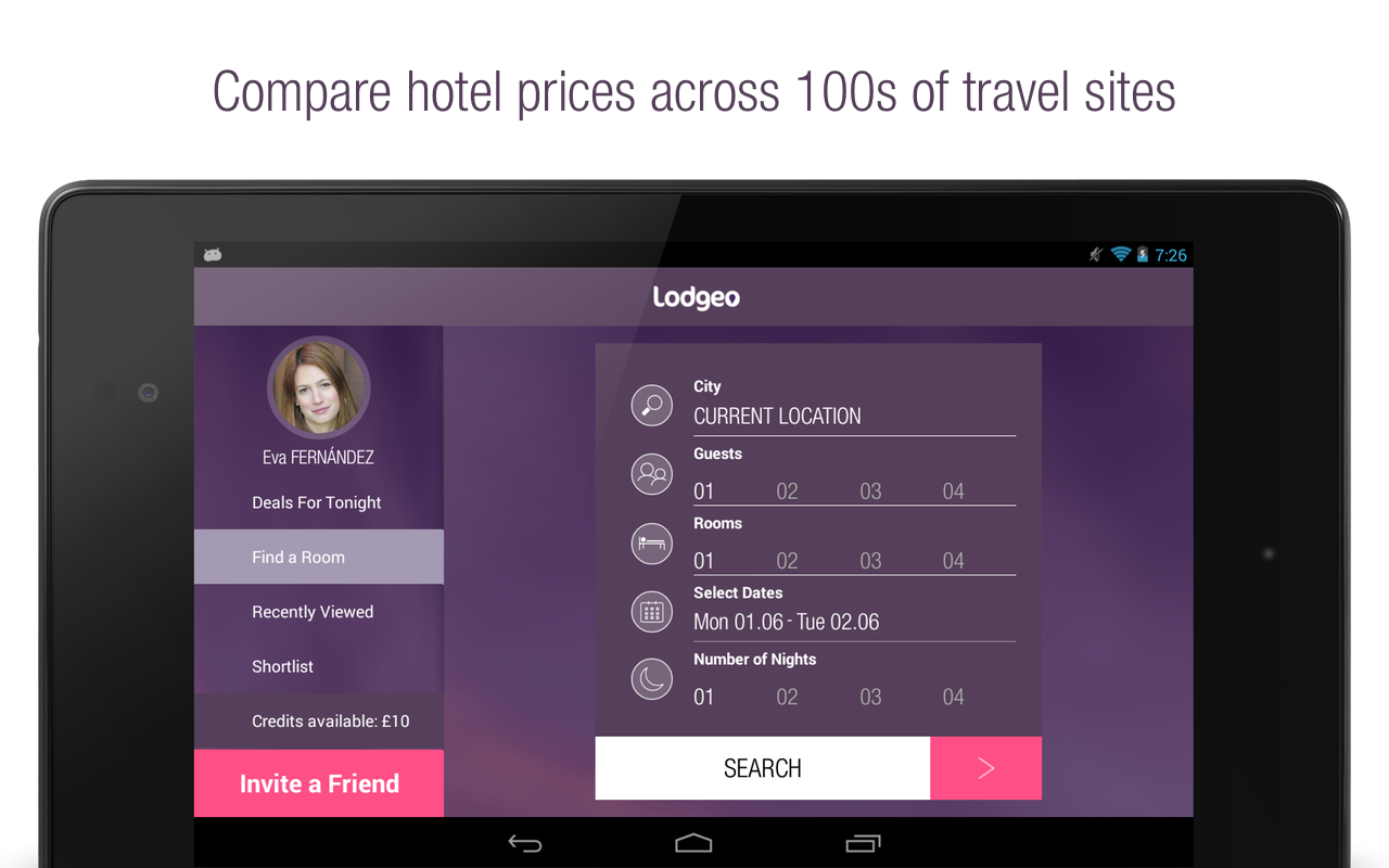 Lodgeo, book hotels. Better Screenshot 5