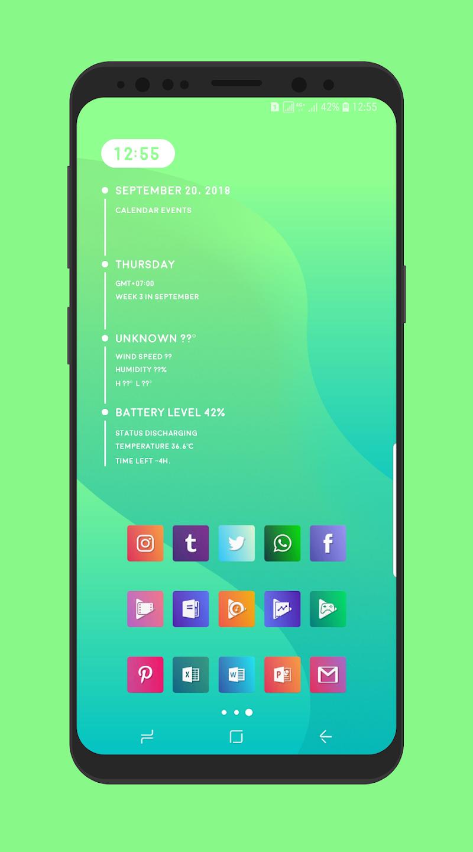 Anoo Icon (Beta) Screenshot 4