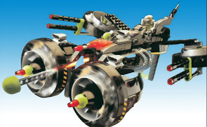 """Конструктор """"RoboBlock"""" Космолет XL"""