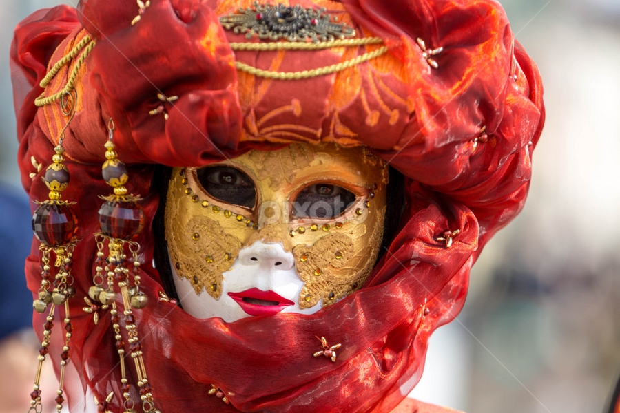 Mask by Dragica Šilak - Uncategorized All Uncategorized ( venezia, mask )
